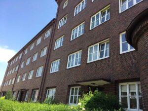 Fassade Weimarer Straße 1-5