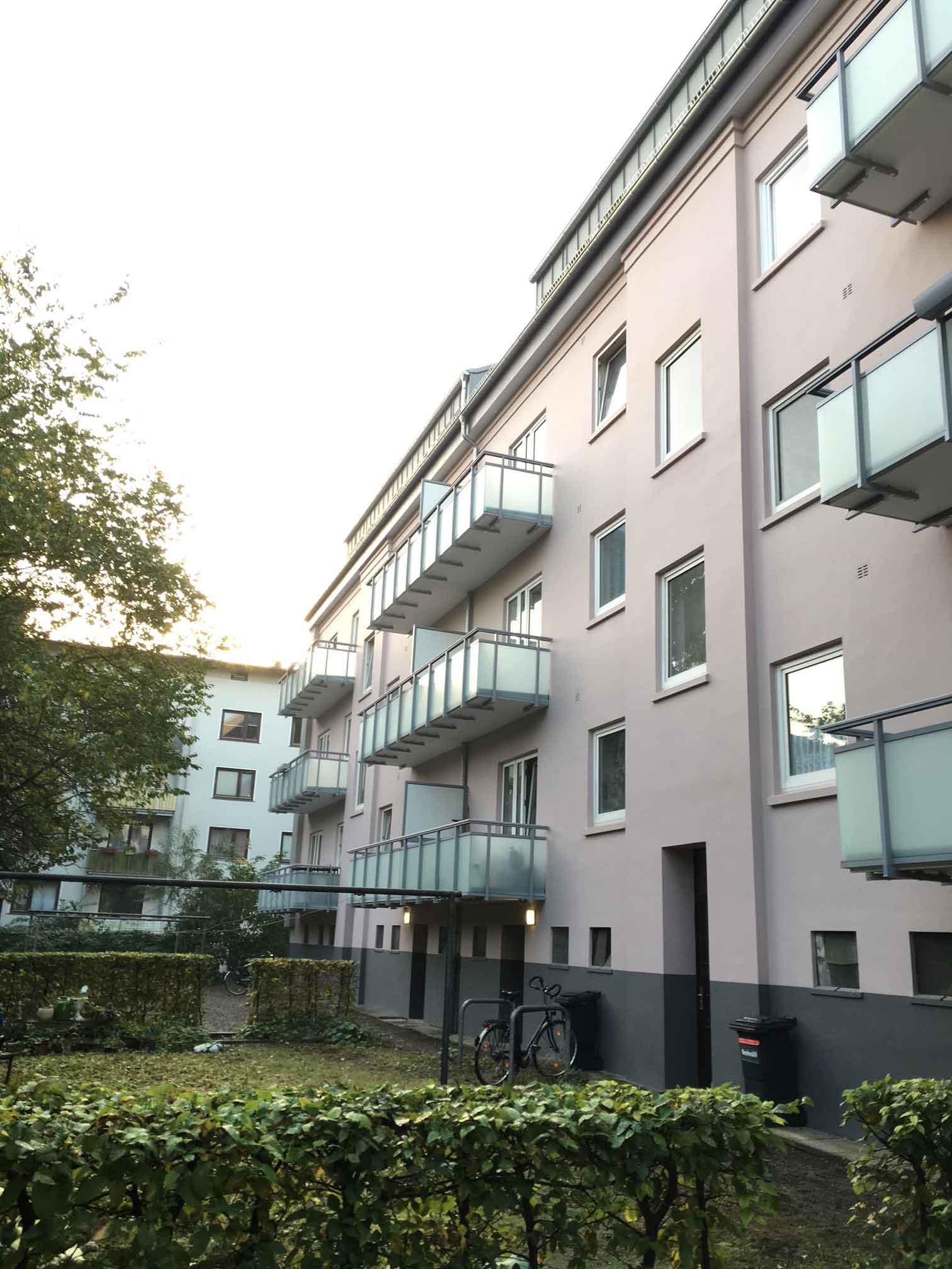 Ansicht Hamburger Straße 254 - 260