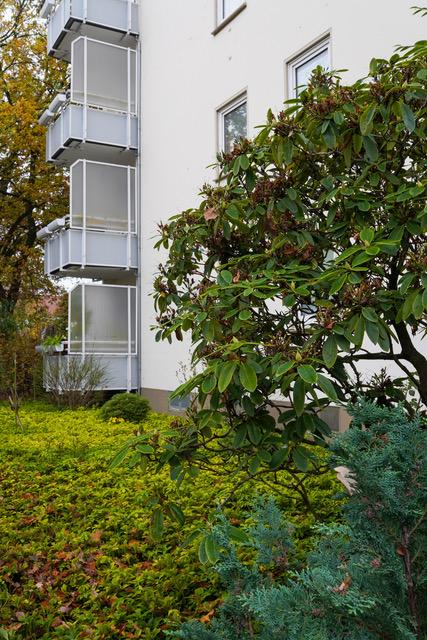 Hausansicht Am Hulsberg 41-47