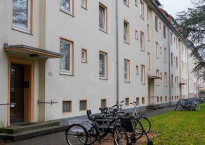 Ansicht Bismarckstraße 278-282