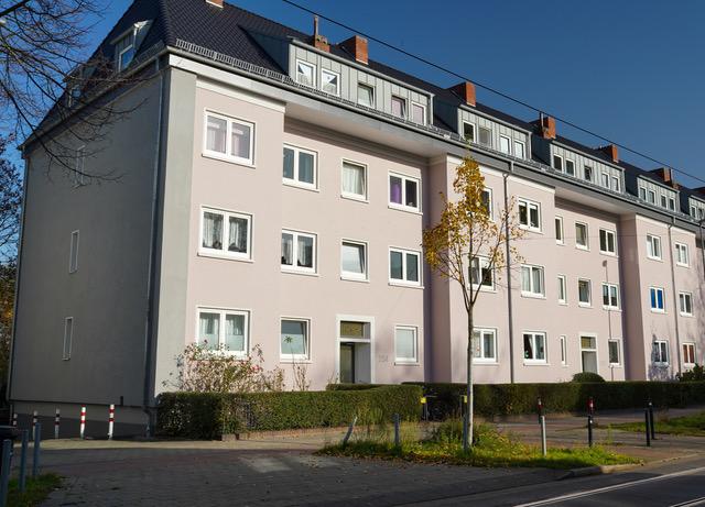 Ansicht Hamburger Straße 254 - 260 Vorn