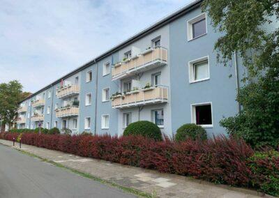 Ansicht Haus Rennstieg 81-87