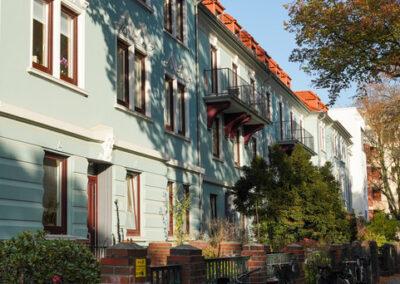 Ansicht Verdener Straße 70-76