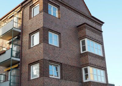 Ansicht Weimarer Straße 1-5